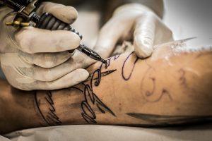 Tattoo Middelburg